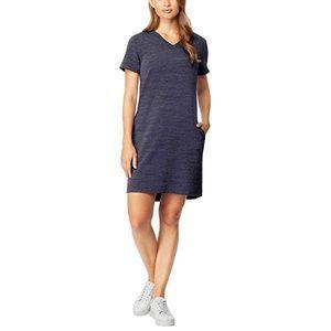 32 Degrees Women's V-neck Short Sleeve Dress NWT